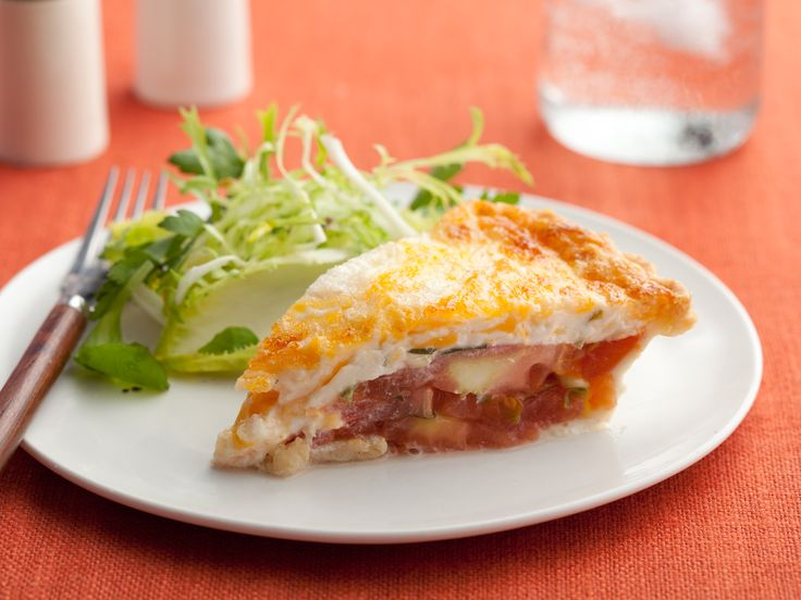 Tomato Pie | 25+ fresh tomato recipes