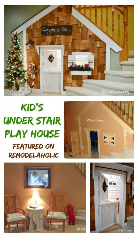 15 DIY Cool Indoor Playhouse Ideas for Kids