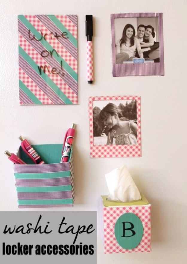 15 Creative and Cute DIY Back to School Ideas (Part 1)