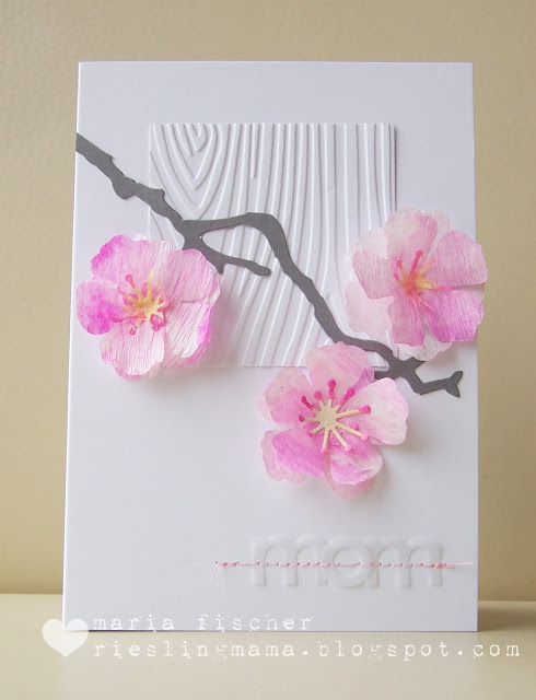 Watercolor Mothers Day Card | 25+ Handmade Cards