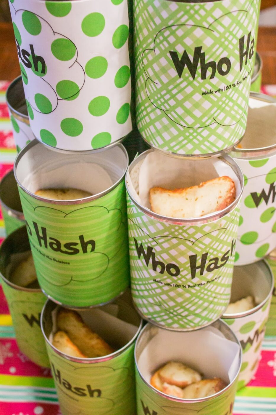 Who hash | 25+ Grinch crafts and cute treats