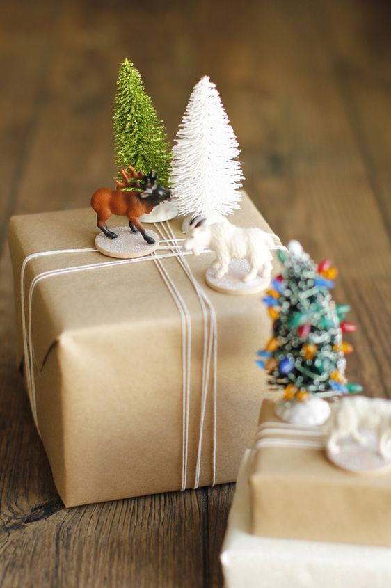 16 Unique DIY Gift Wrapping Ideas for Christmas