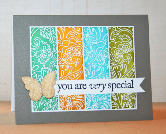 You Are Very Special Card | 25+ Handmade Cards