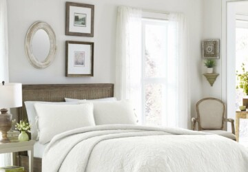 When and Where to Use Bedding Bedspreads? - bedspread, bedroom, bed