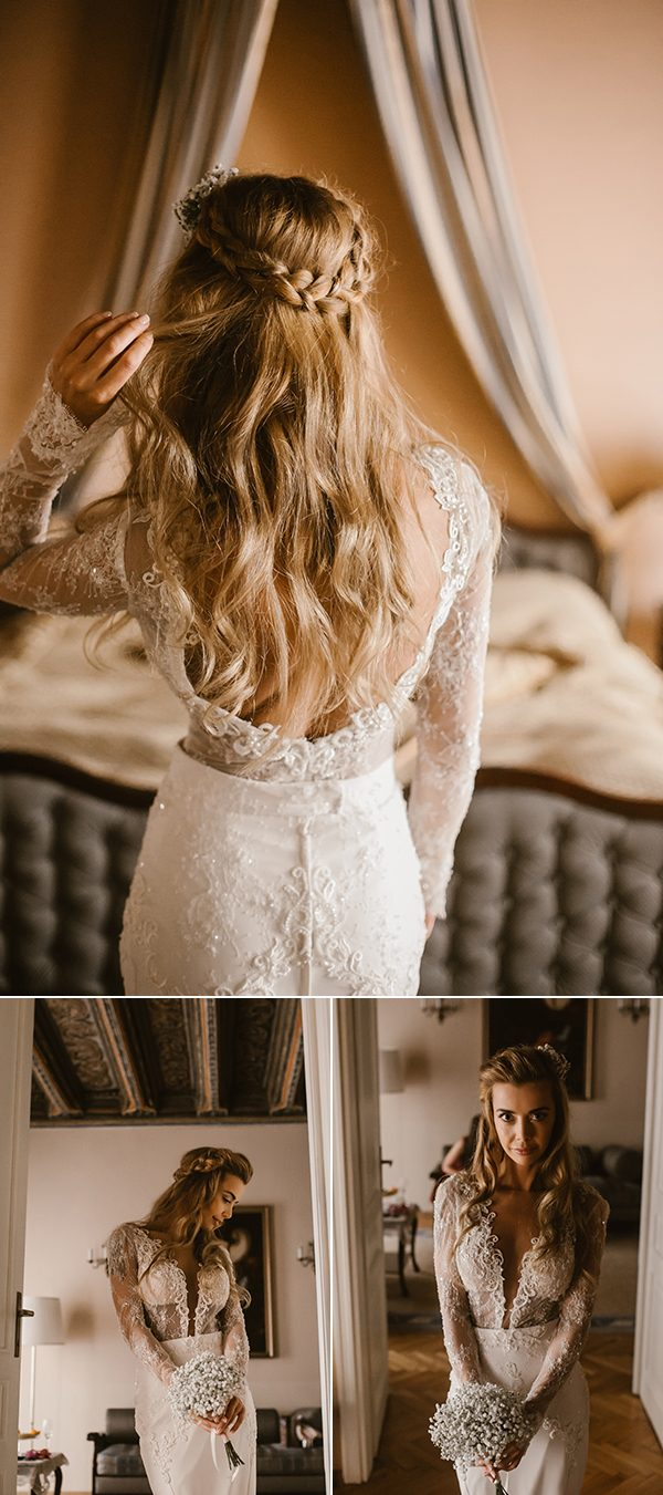 23 Beautiful Braided Hairstyles for the Big Day
