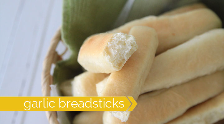 better than Olive Garden garlic breadstick recipe