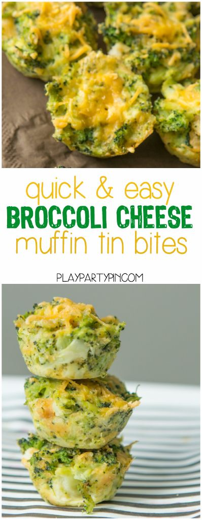 16 Creative and Easy Muffin Tin Recipes and Ideas