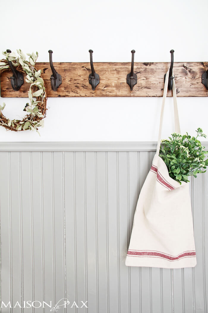 13 Clever DIY Coat Rack Ideas For Your Home