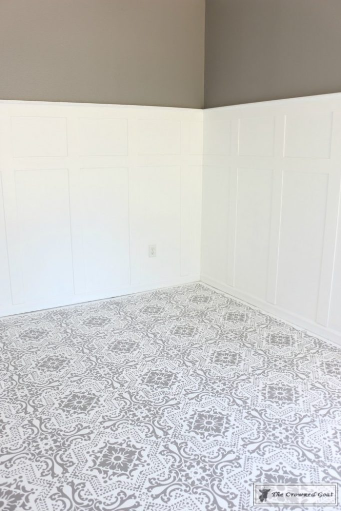 Home Decor: DIY Stenciled Floor Projects