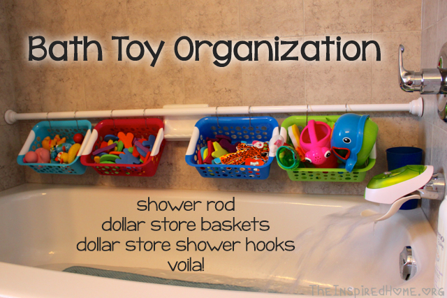 diy Bathroom-Toy-Organization