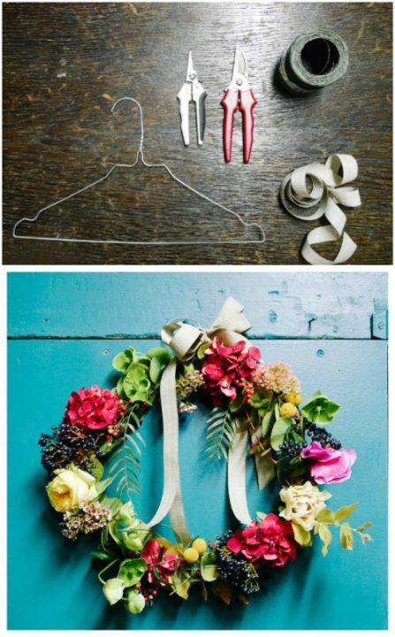 Ingenious DIY Projects Featuring Repurposed Hangers