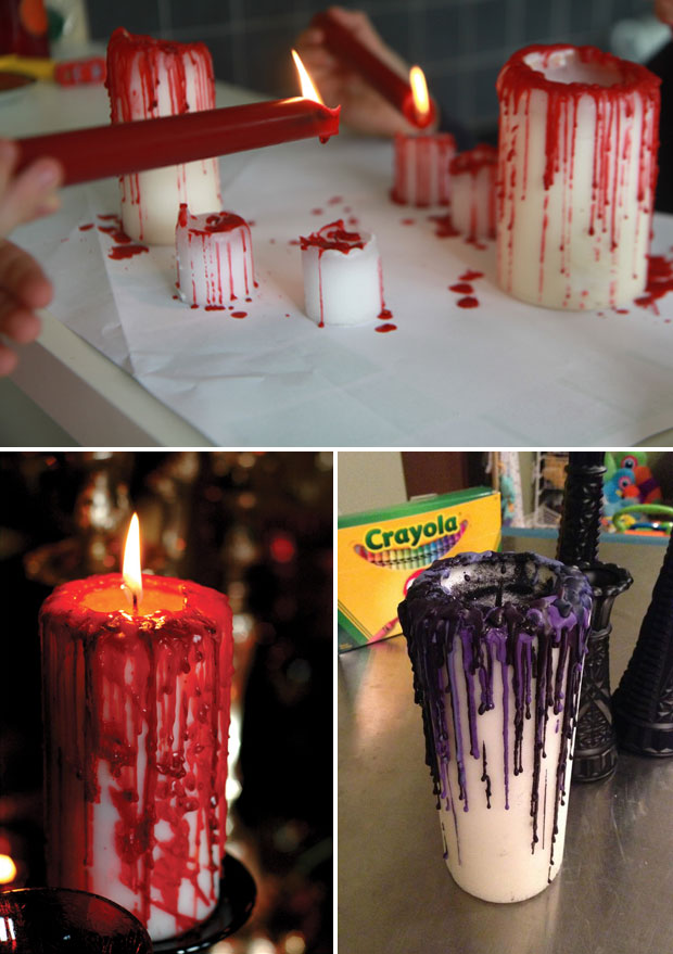 15 Best DIY Halloween Projects and Decor Ideas - diy Halloween decorations, DIY Halloween Crafts, diy Halloween
