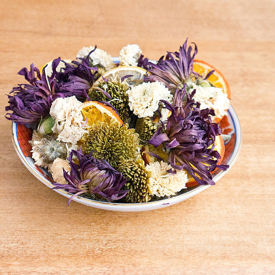 Dried Flowers Potpourri Recipes