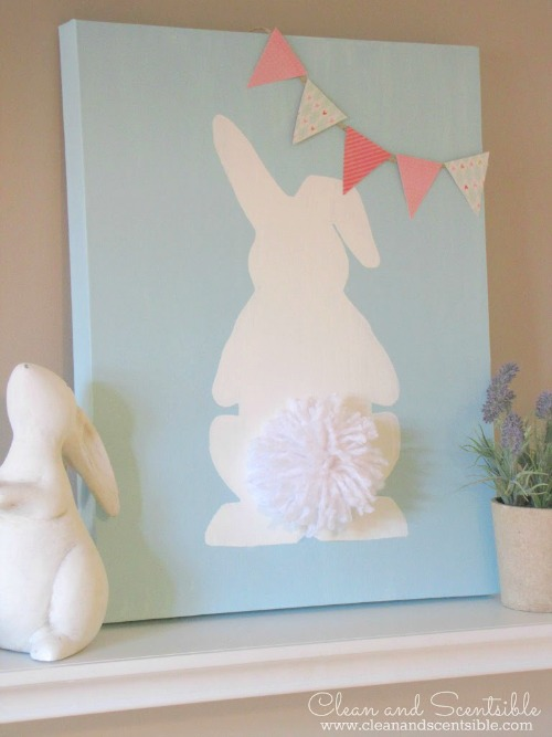 DIY Easter Decorations to Make - diy Easter decorations, DIY Easter Decoration, DIY Easter Decor Projects, diy Easter