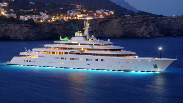 These Are the 5 Most Incredible (and Pricey) Superyachts in the World - Superyachts