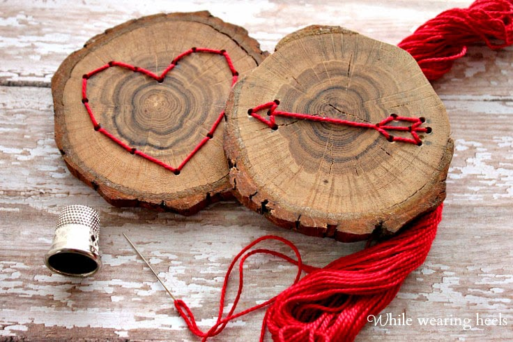 14 Amazing Wood Slice Craft Ideas