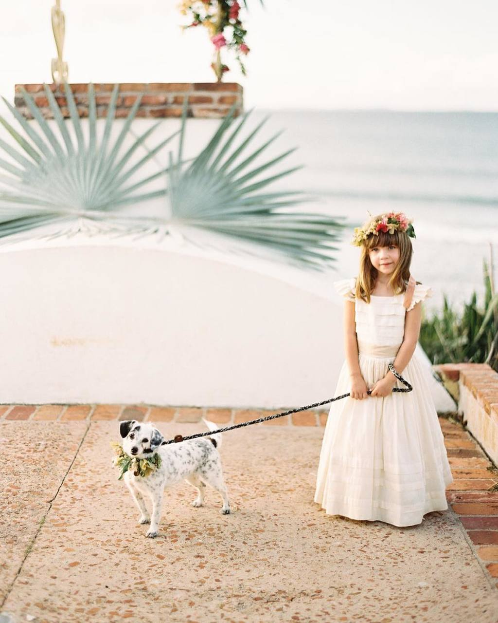 15 Cute Summer Wedding Flower Girl Looks