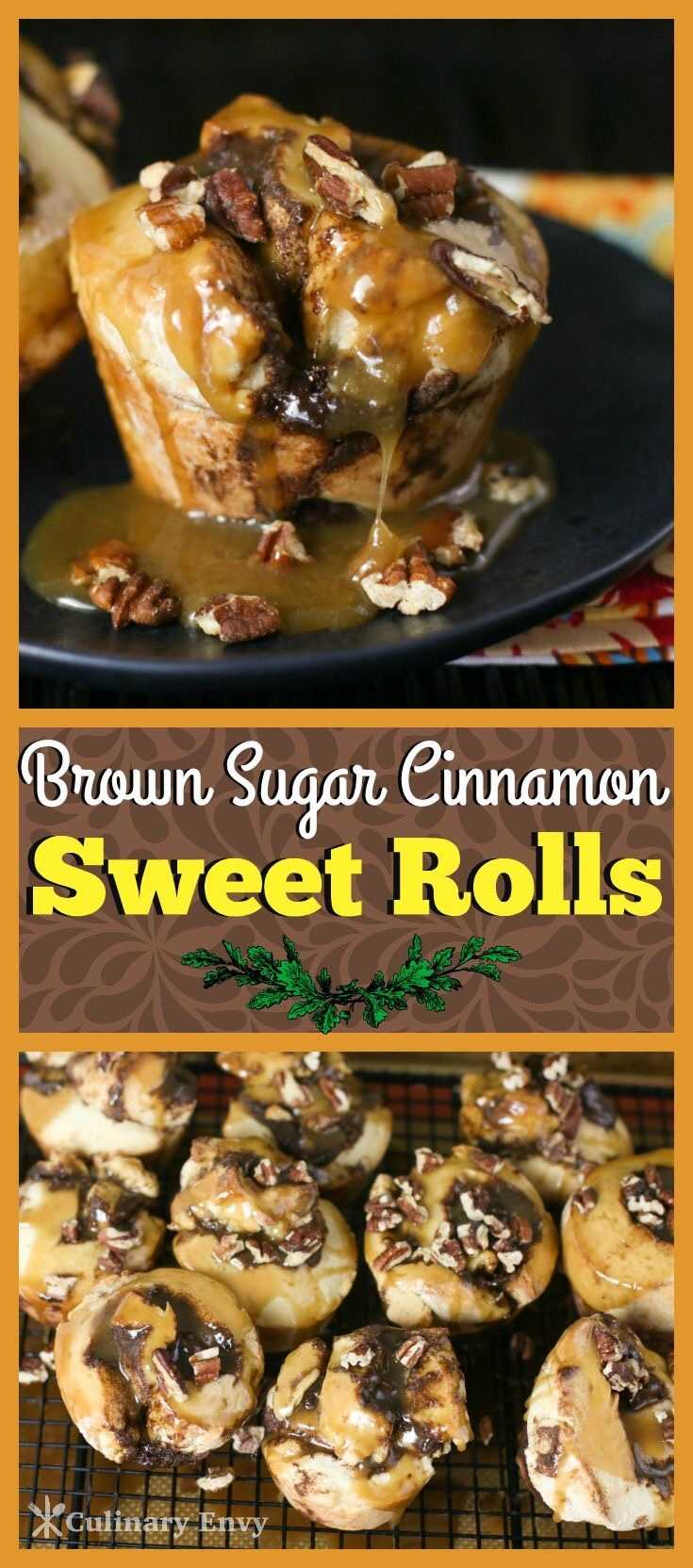 The Best Breakfast Sweet Roll Recipes - Sweet Roll Recipes, Sweet Roll, Cinnamon Rolls, Cinnamon Roll Recipe, Breakfast Sweet Roll Recipes, Breakfast Sweet Roll