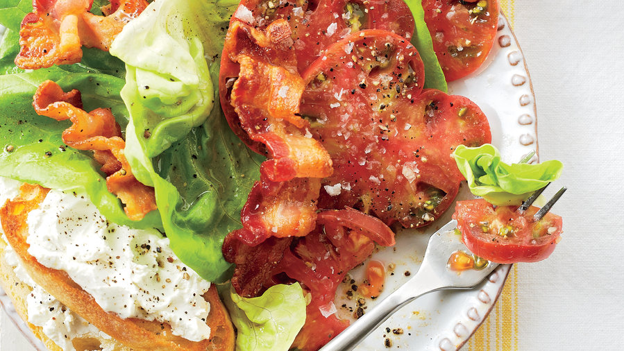 0913 Tomatoes: Deconstructed BLT