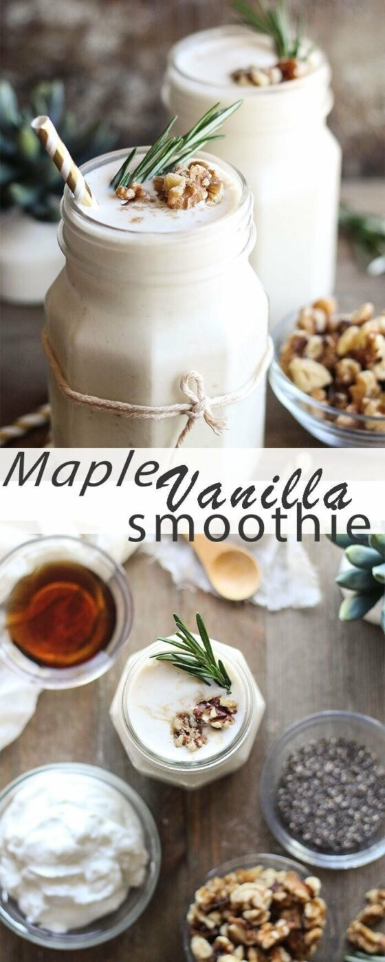 14 Healthy Fall Smoothie Recipes to Boost Your Energy Levels - smoothie recipes, Healthy Smoothie Recipes, Healthy Fall Smoothie Recipes, Healthy Fall Smoothie, fall Smoothie Recipes