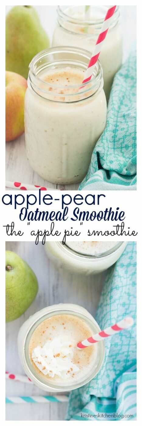 14 Healthy Fall Smoothie Recipes to Boost Your Energy Levels