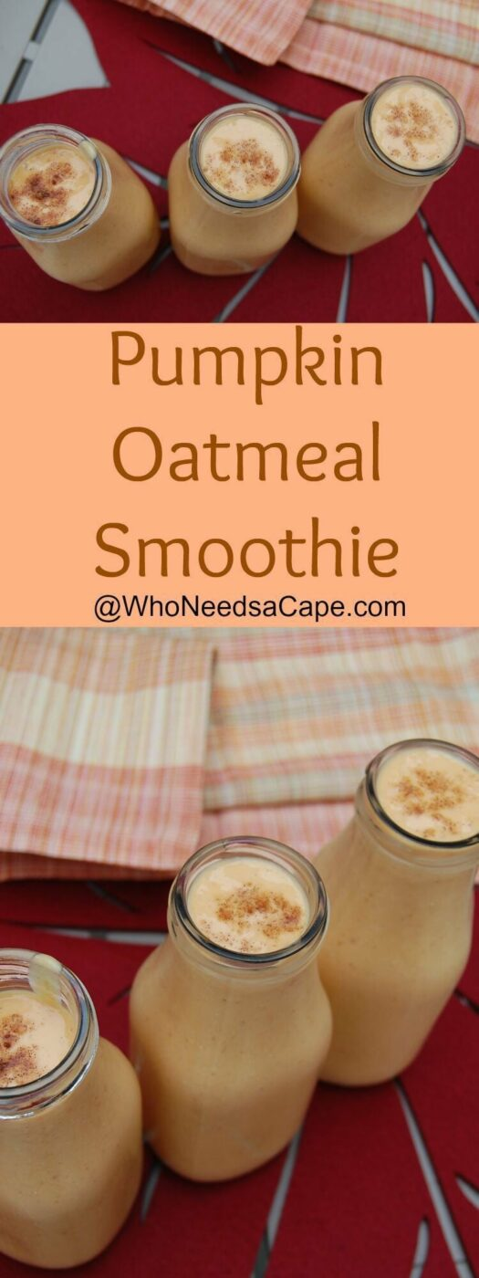 15 Delicious Autumn Smoothies You Have to Try - protein smoothies, healthy smoothies, Healthy Fall Smoothie, fall Smoothie Recipes, fall Smoothie, Autumn Smoothies