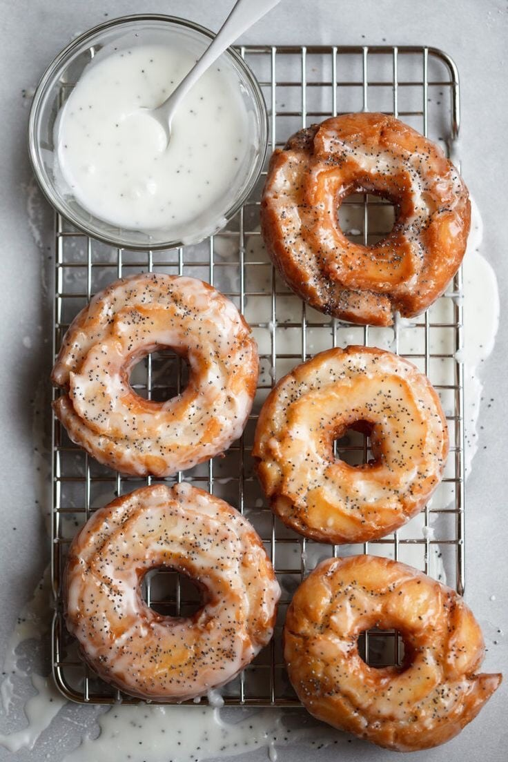 13 Simple Doughnut Recipes - Puff Pastry Dough Recipes, Doughnut Recipes, Doughnut Recipe, Doughnut