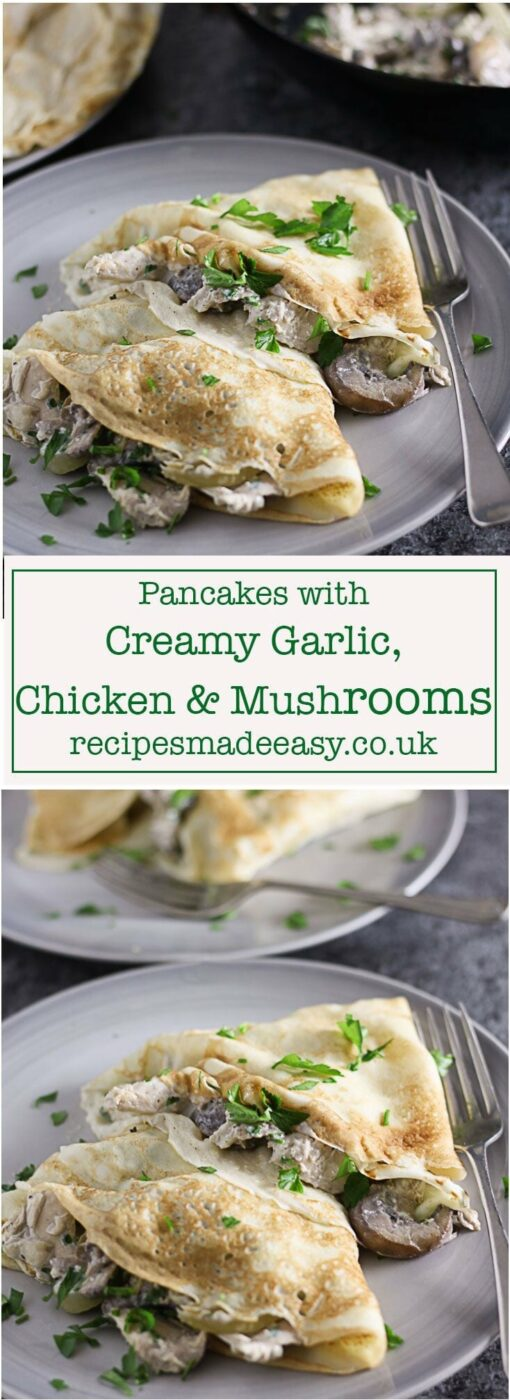 17 Easy Sunday Brunch Crepes Recipes