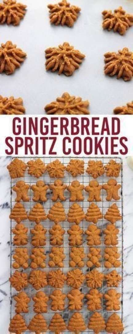 18 Christmas Gingerbread Recipes - Gingerbread Recipes for Christmas, Gingerbread Recipes, Christmas Gingerbread Recipes, Christmas Gingerbread