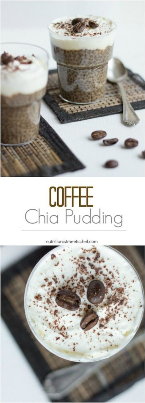 19 Creative Chia Seed Pudding Breakfast Recipes