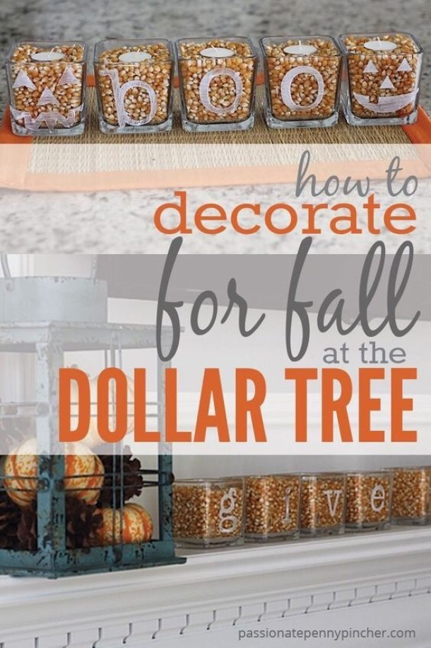 17 DIY Ideas for Easy Thanksgiving Decorating (Part 2) - thanksgiving decorations, Thanksgiving Decorating, DIY Thanksgiving Decorating Ideas, DIY Ideas for Thanksgiving Decorations