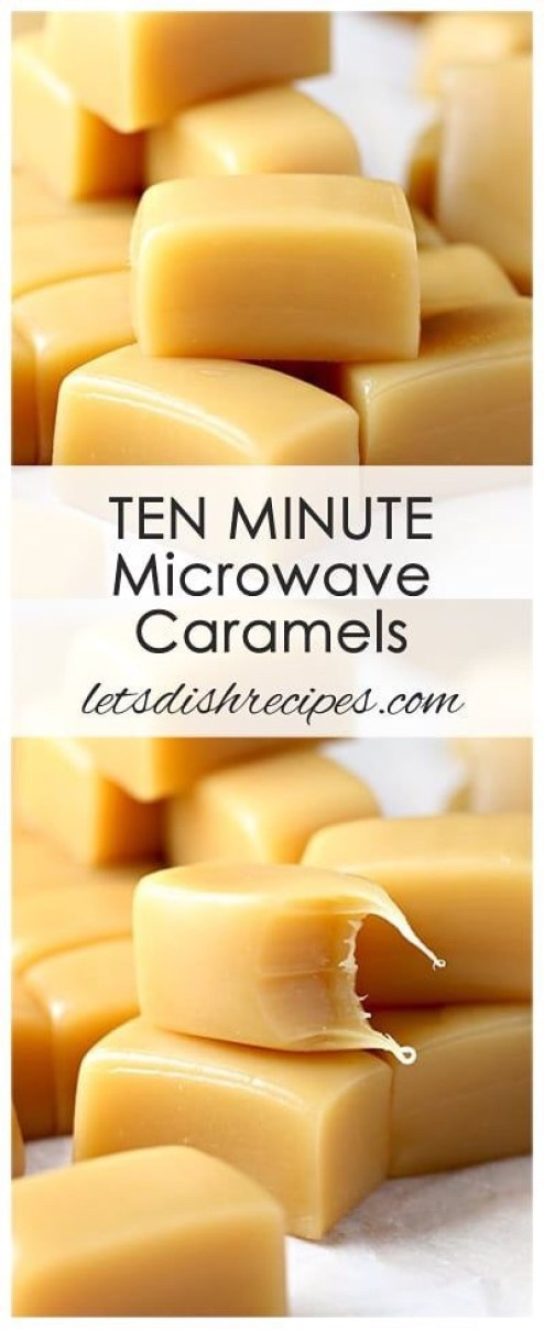 20 Delicious Caramel Desserts and Treats