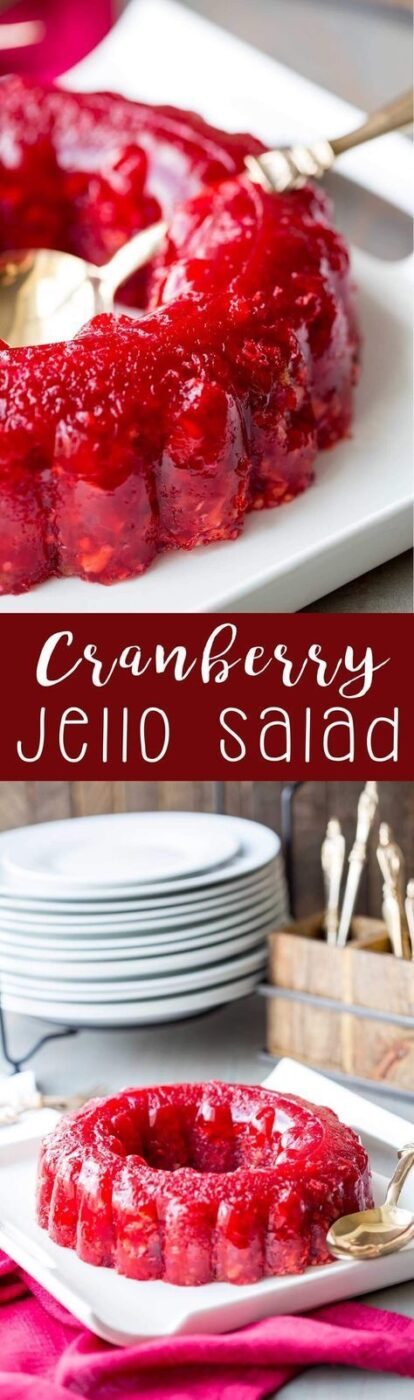 Easy Jello Dessert Recipes