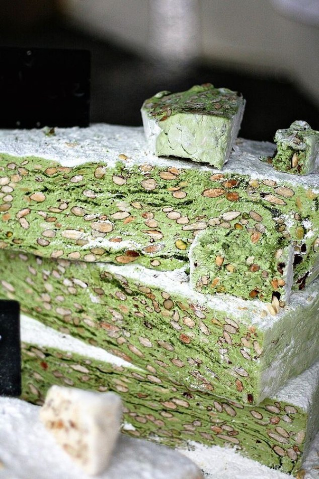 The 13 Best Nougat Candy Recipes - Nougat Recipes, Nougat desserts, Nougat Candy Recipes, Nougat, dessert recipes, Candy Recipes