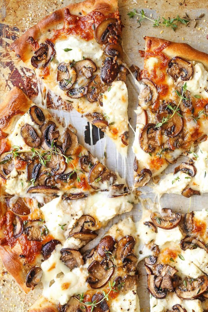 15 Pizza Recipes That Are Better Than Delivery (Part 1)