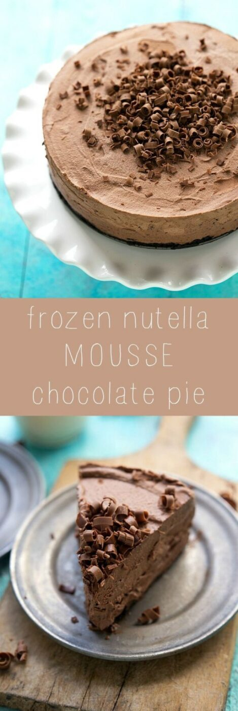 22 Sweet Recipes for Nutella Desserts (Part 2) - Recipes for Nutella Desserts, Recipes for Nutella, Nutella Desserts, dessert recipes