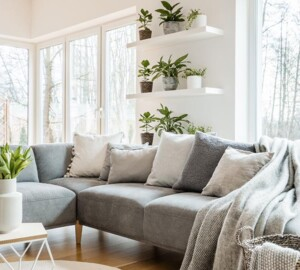 5 New Home Design Trends We'll be Seeing In 2020 - trends, pattrns, home design, ecological, countryside chic, Black, 2020