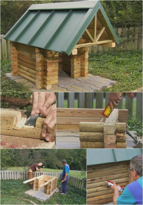 DIY Dog House Ideas Anyone Can Build