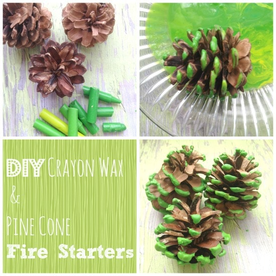 13 Cool Melted Crayon Crafts