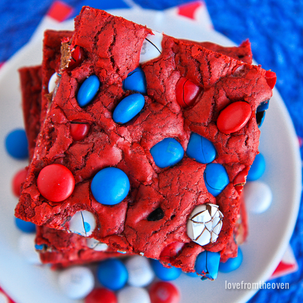 15 Red, White And Blue Desserts For The Fourth Of July (Part 1)