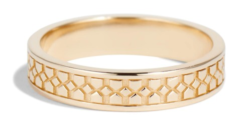 Gorgeous Wedding Bands for Women (Part 4)