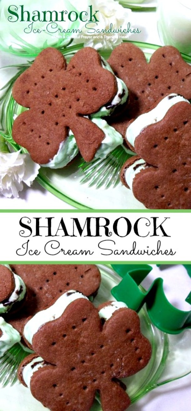 Sweet Ways To Celebrate St. Patricks Day  Treats Recipes and Ideas (Part 1)