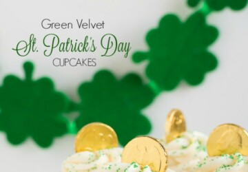 Sweet Ways To Celebrate St. Patrick's Day- Treats Recipes and Ideas (Part 1) - St. Patrick's Day Desserts, St. Patrick's Day, St Patrick's Day Treats
