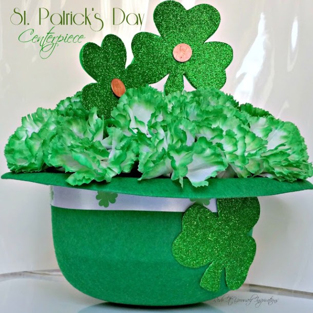Easy DIY St. Patrick's Day Decorations (Part 3) - Diy St. Patrick's Day Decorations, DIY St. Patrick's Day Decor, DIY St. Patrick's Day