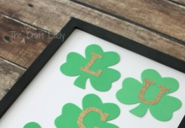Easy DIY St. Patrick's Day Decorations (Part 4) - Diy St. Patrick's Day Decorations, DIY St. Patrick's Day Decor, DIY St. Patrick's Day