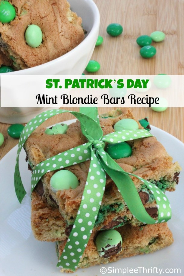 The Best St. Patrick's Day Recipes and Ideas (Part 1) - St. Patrick's Day Recipes, St. Patrick's Day Recipe