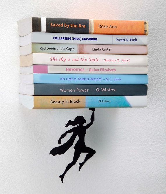 14 Cool DIY Bookends That Are Easy to Make