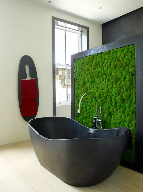 Beautiful Moss Wall Ideas for Your Home