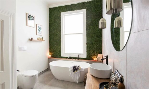 Beautiful Moss Wall Ideas for Your Home - Moss Wall Ideas, Moss Wall, moss