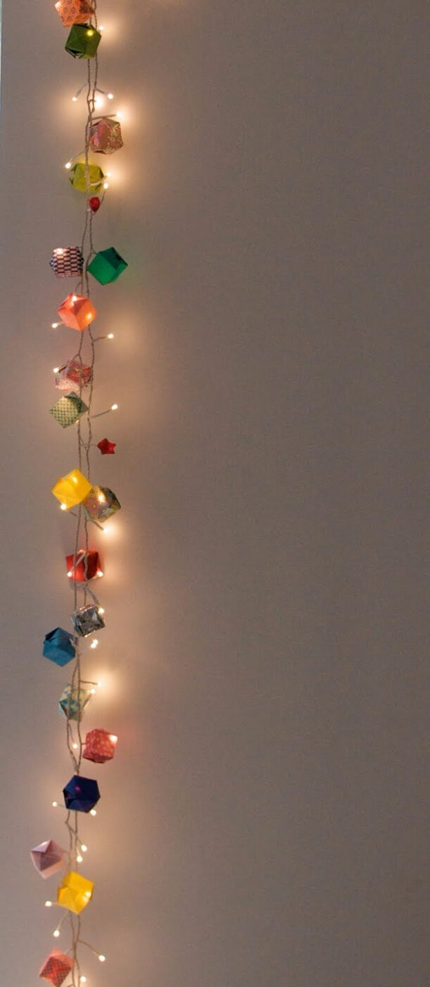 15 Cool String Lights DIY Ideas (Part 2)